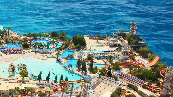 Waterpark w Ayia Napa
